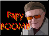 Malicia Darkwave : Papy Boomb